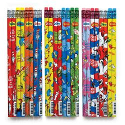 Dr. Seuss Pencil