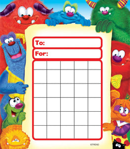 Furry Friends Incentive Pad