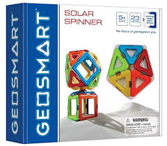Solar Spinner Magnetic Building Kit