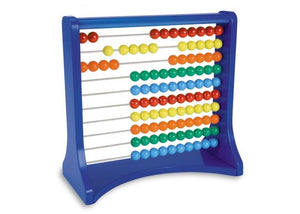 Ten Row Counting Abacus