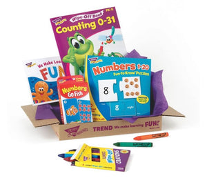 Counting and Numbers Learning Pack