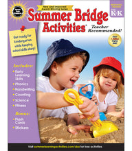Load image into Gallery viewer, Summer Bridge Activities Pre-K/K (students entering Primary1)