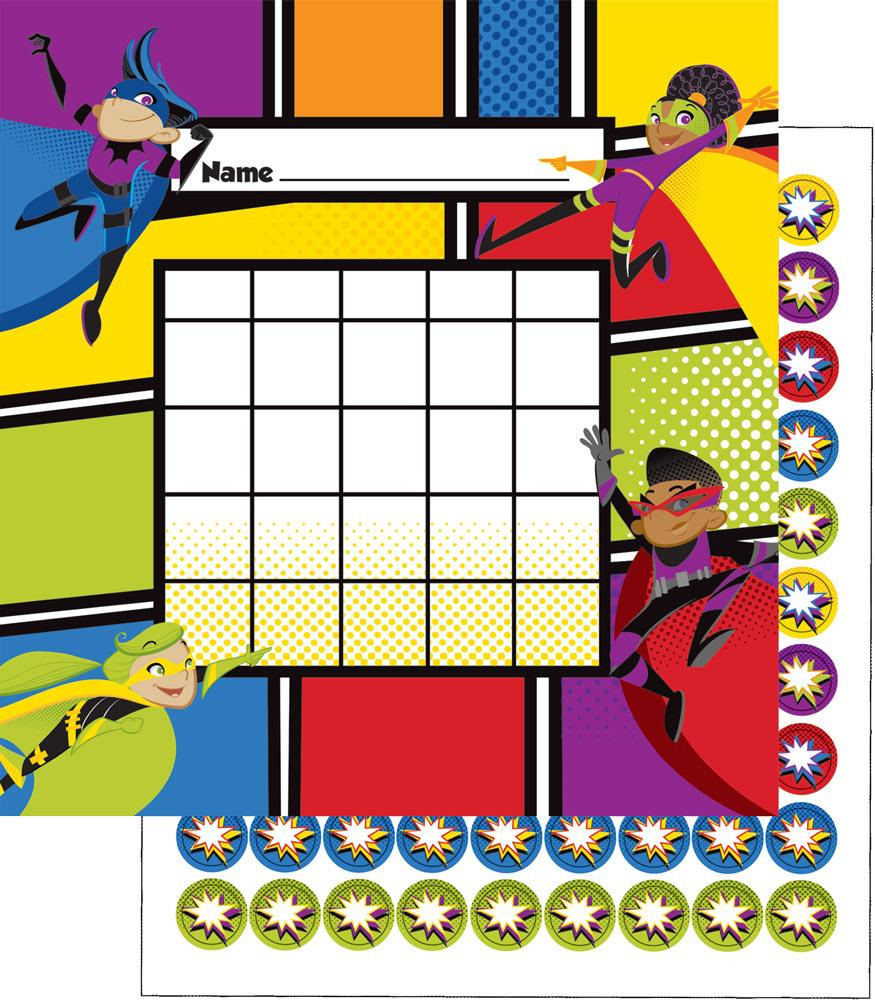 Super Power Mini Incentive Chart