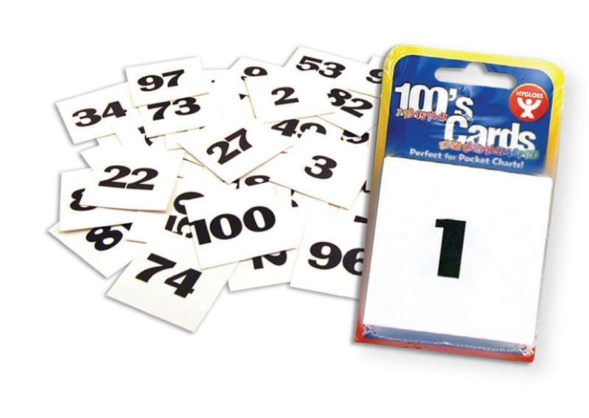100s Cards