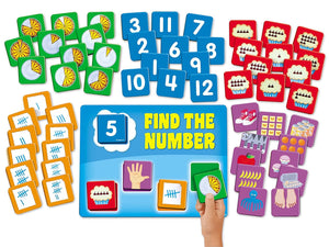 Find the Number Counting Kit