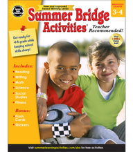 Load image into Gallery viewer, Summer Bridge Activities 3-4 (Students entering Primary 5)