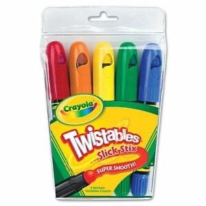 Twistable Slick Stix Crayons