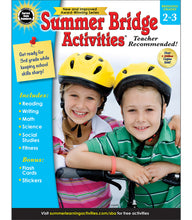 Load image into Gallery viewer, Summer Bridge Activities 2-3 (Students entering Primary 4)