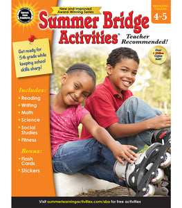 Summer Bridge Activities 4-5 (Students entering Primary 6)