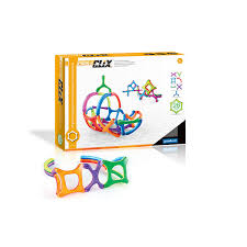 Power Clix Organics Magnetic Building Kit