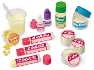 Make Your Own Natural Lip Balm