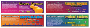 Pre Algebra Basic Concepts of Numbers