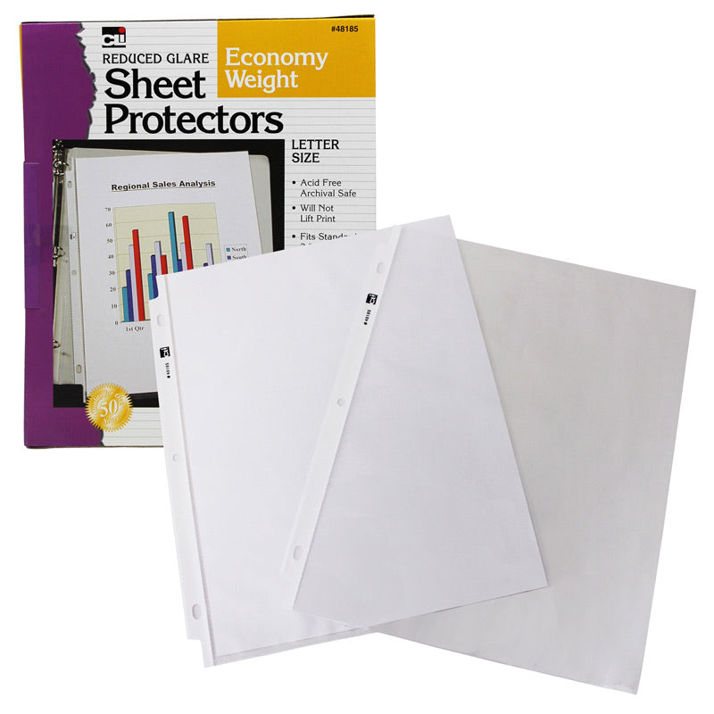 Top Loading Sheet Protectors