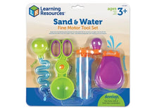 Load image into Gallery viewer, Sand and Water Fine Motor Tool Set