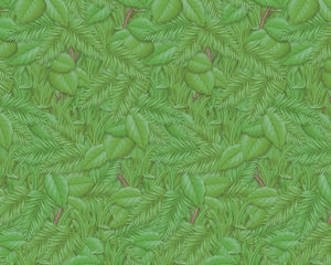 "Fadeless Paper Tropical Foliage 48""x12' (long roll)"