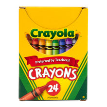 Load image into Gallery viewer, Crayola Crayons 24 pack