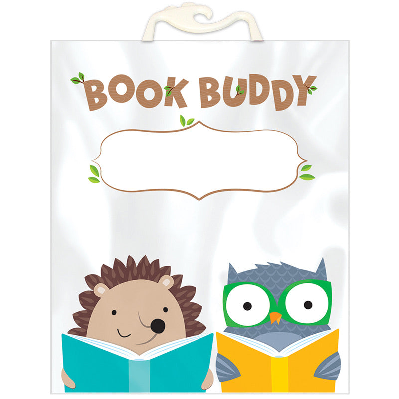 Woodlands Friends Book Buddy Bag - set of 6