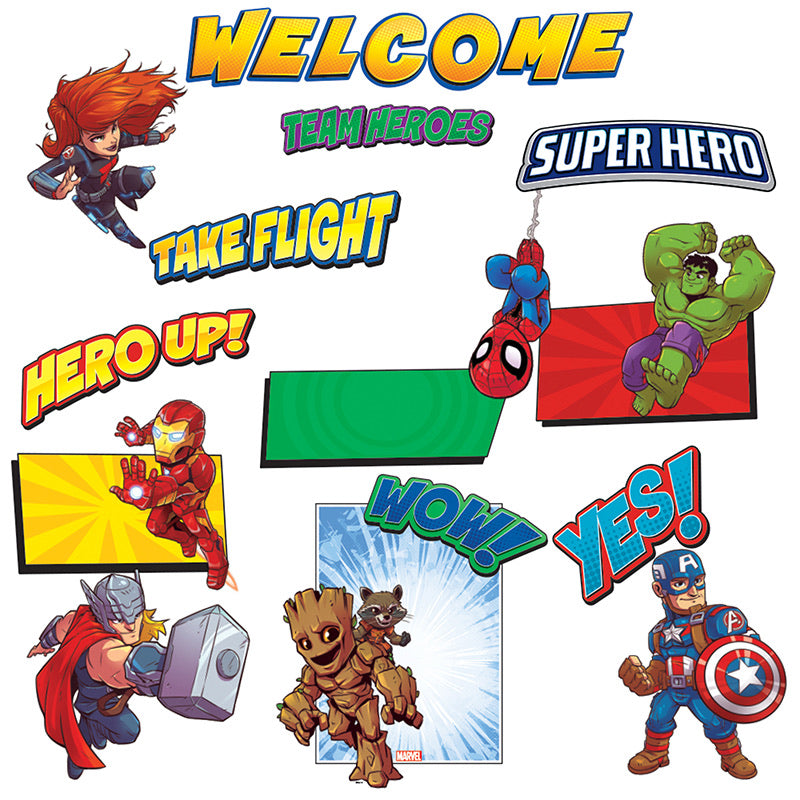 Marvel Super Hero Adventure Welcome