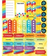 Planner Accent Stickers
