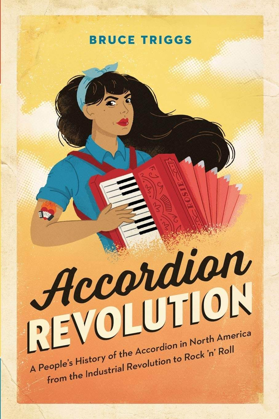 Accordion Revolution Book - Bruce Triggs