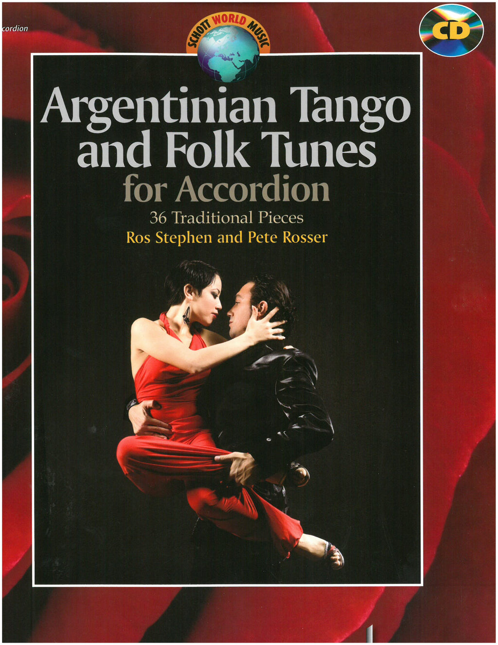 Argentinian Tango and Folk Tunes Cover