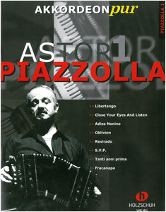 Astor Piazzolla Accordion Cover