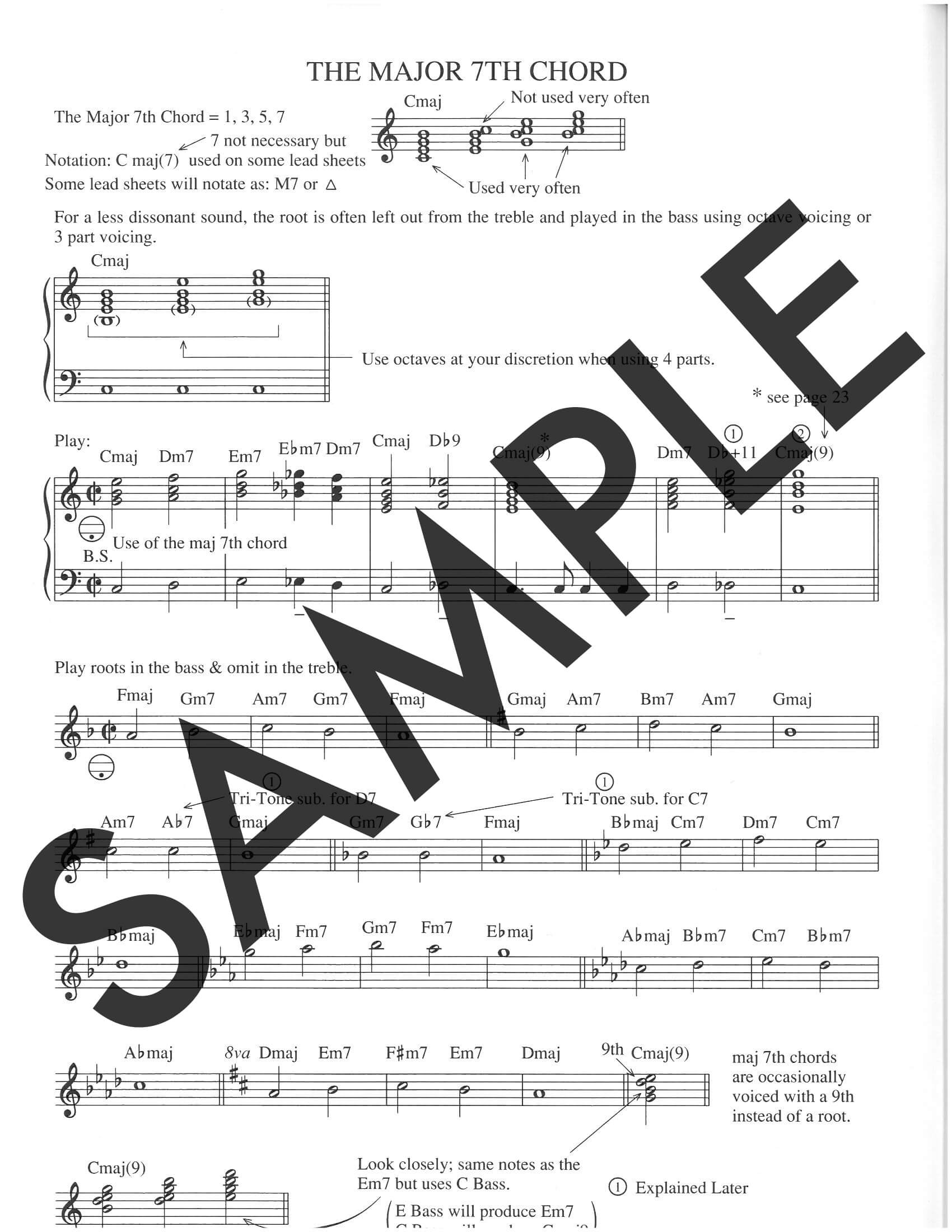 Chord Melody Sample Page copy