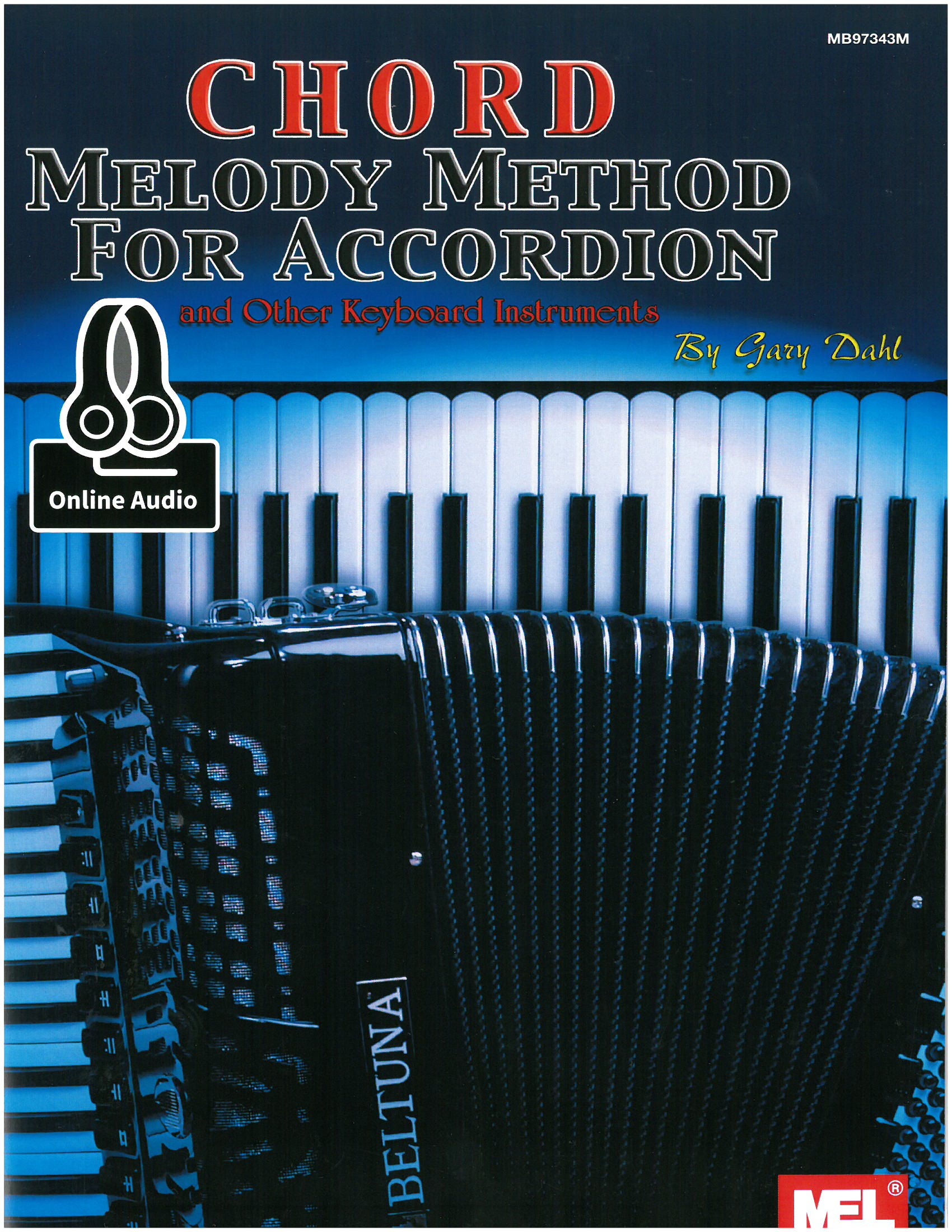 Chord Melody for accordion