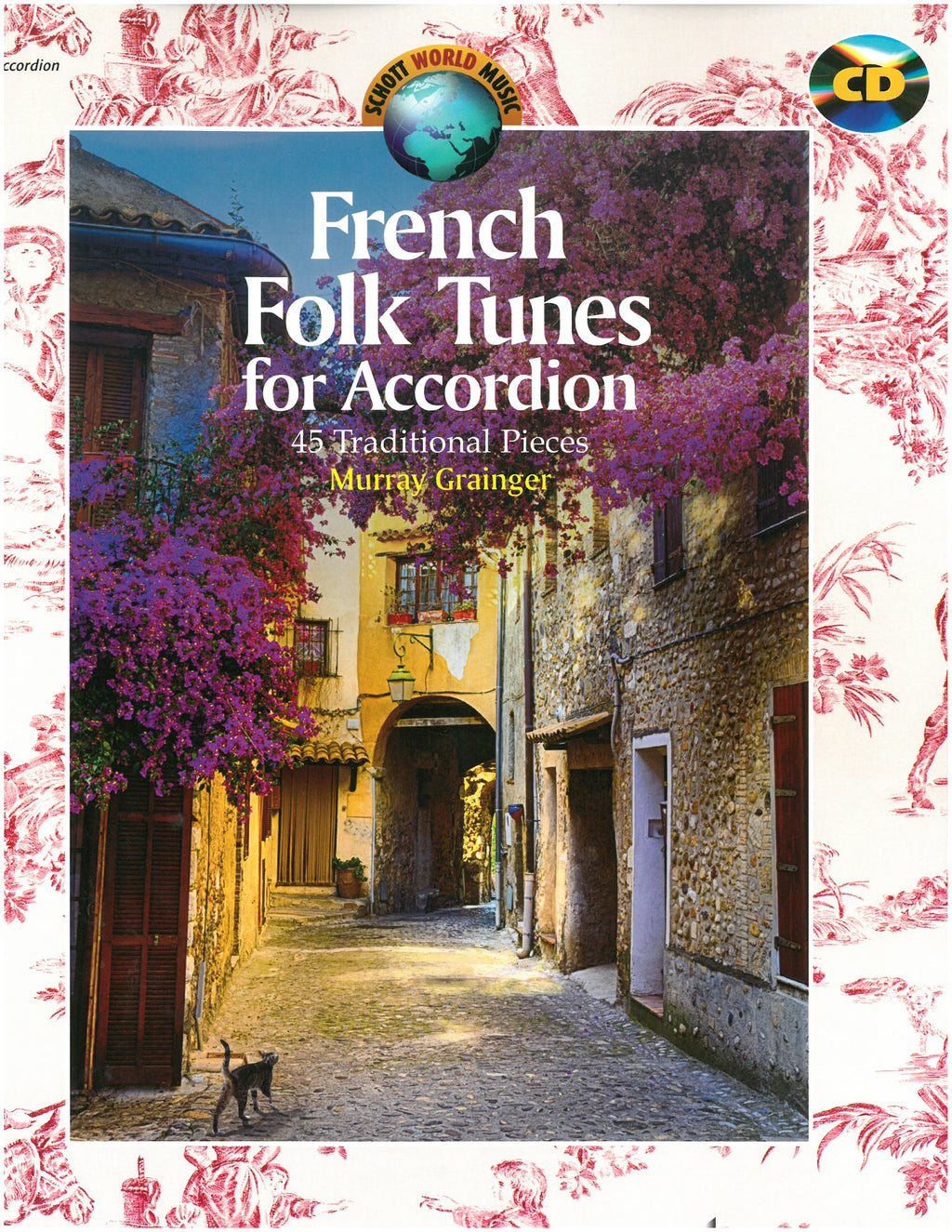 French Folk Tunes Cover