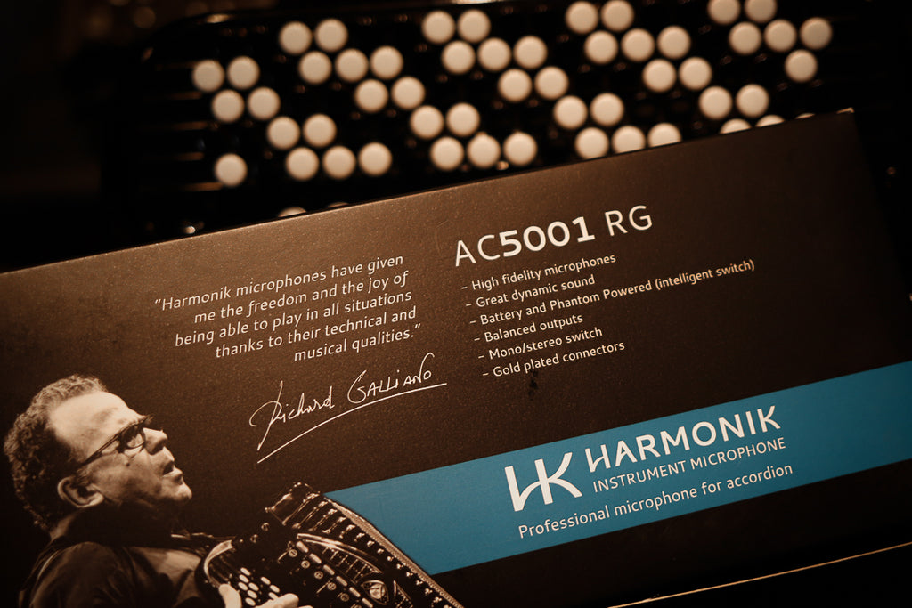 Harmonik Amplification AC 5001-RG