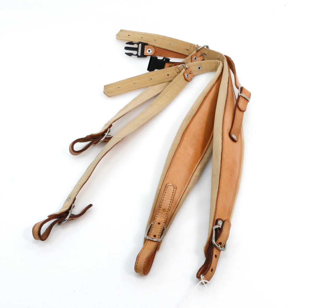 M-100 Shoulder Straps - Tan