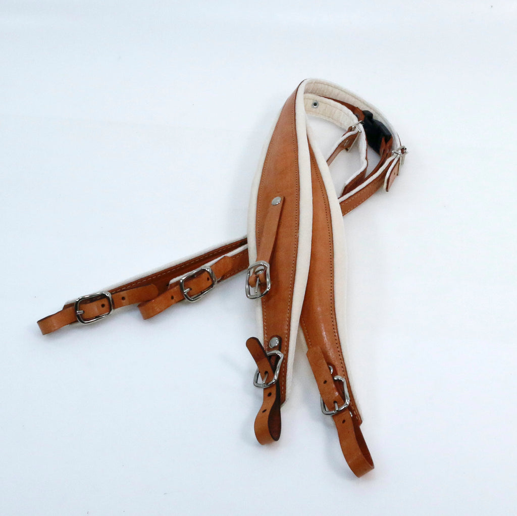 M-100 Shoulder Straps - Natural