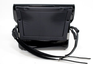Shoulder Strap covers horizontal
