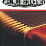 World Melodies for Accordion Cover