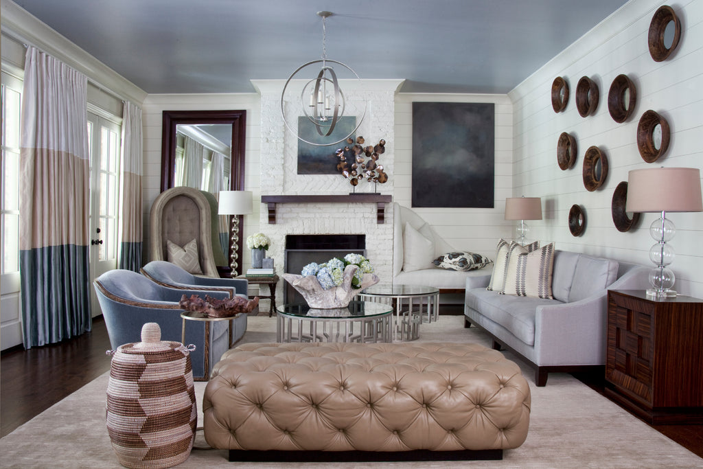 Shop Stacy Garcia_How to Decorate Your Living Room_Design by Michel Smith Boyd
