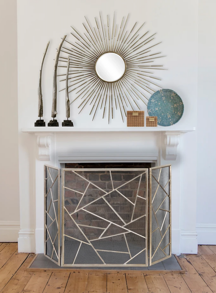 Shop Stacy Garcia, How to Style your Mantle, Shop Stacy Garcia Home Decor
