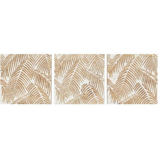 Shop Stacy Garcia, Palm Print on Wood Wall Art Set of 3