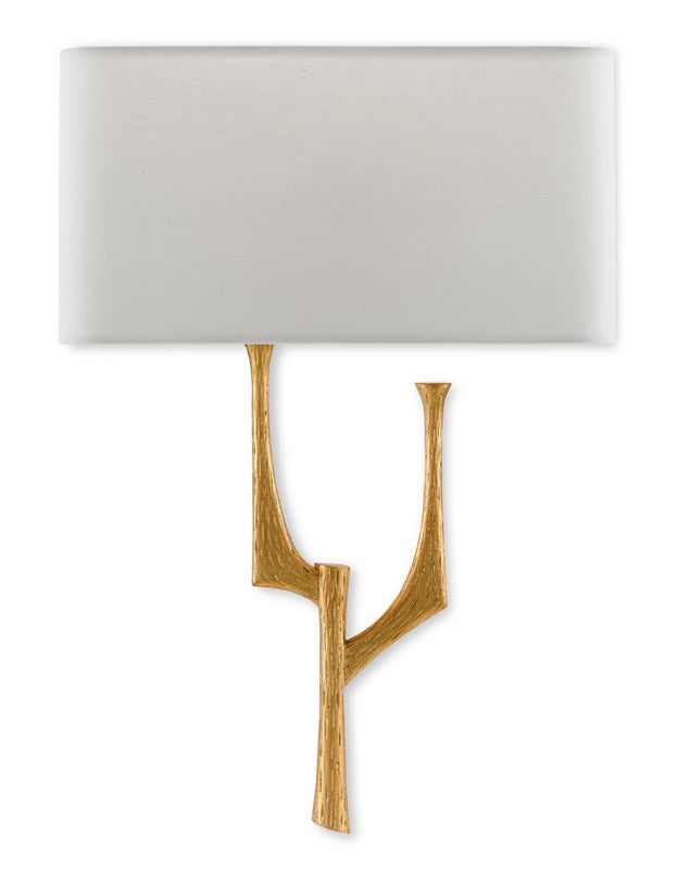 Shop Stacy Garcia, Antique Gold Left Wall Sconce