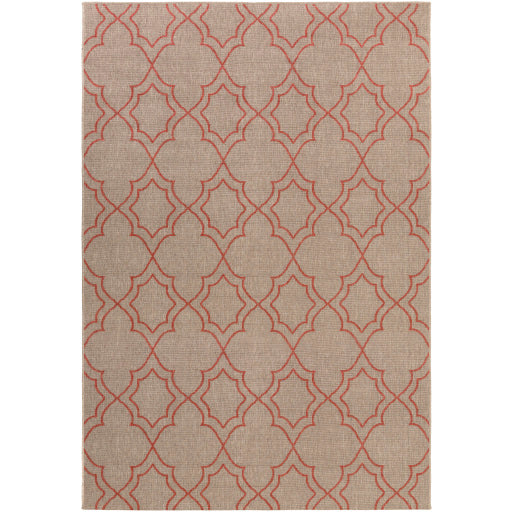 Shop Stacy Garcia, Beige & Orange Patterned Outdoor Area Rug