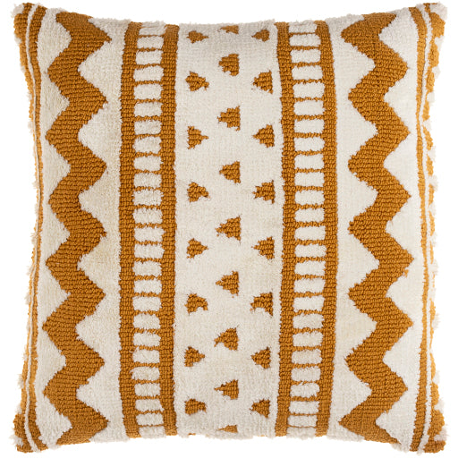 Shop Stacy Garcia, Orange Patterned Pillow