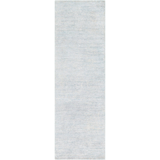 Shop Stacy Garcia, Pale Blue Hand Woven Rug Runner