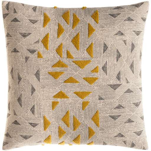 Shop Stacy Garcia, Triangle Pattern Pillow