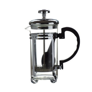 Load image into Gallery viewer, Ecocoffee Stocked Eco-friendly Fda Lfgb 350 French Presses Eco Coffee French Press Slivery /gold Plunger Coffee Makers