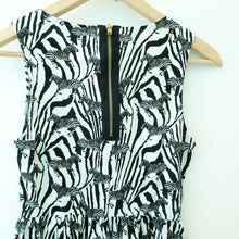 Load image into Gallery viewer, H&M Zebra Print Dress