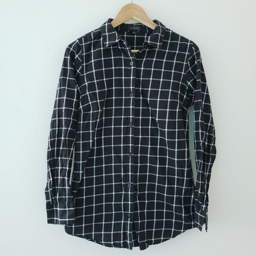 The Limited Grid Button Down Shirt
