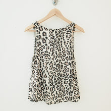 Load image into Gallery viewer, leopard pocket tank