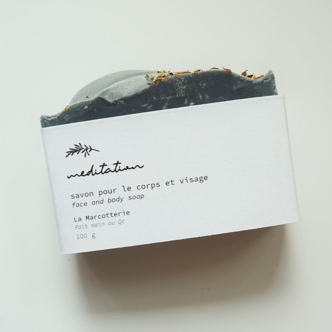 Meditation - La Marcotterie Soap Bar