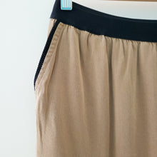 Load image into Gallery viewer, Monk & Lou Tan with Black Trim Skirt