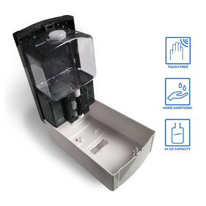 Automatic / Hands-Free Hand Sanitizing Dispenser with Details