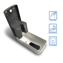 Load image into Gallery viewer, Automatic / Hands-Free Hand Sanitizing Dispenser with Details